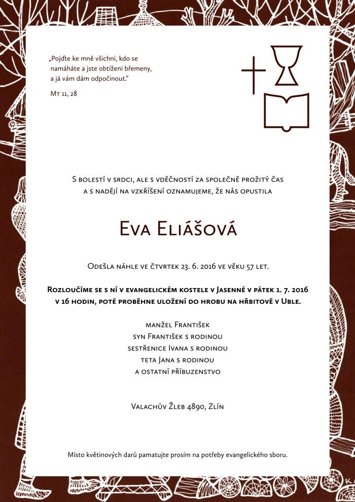 Eva Eliášová