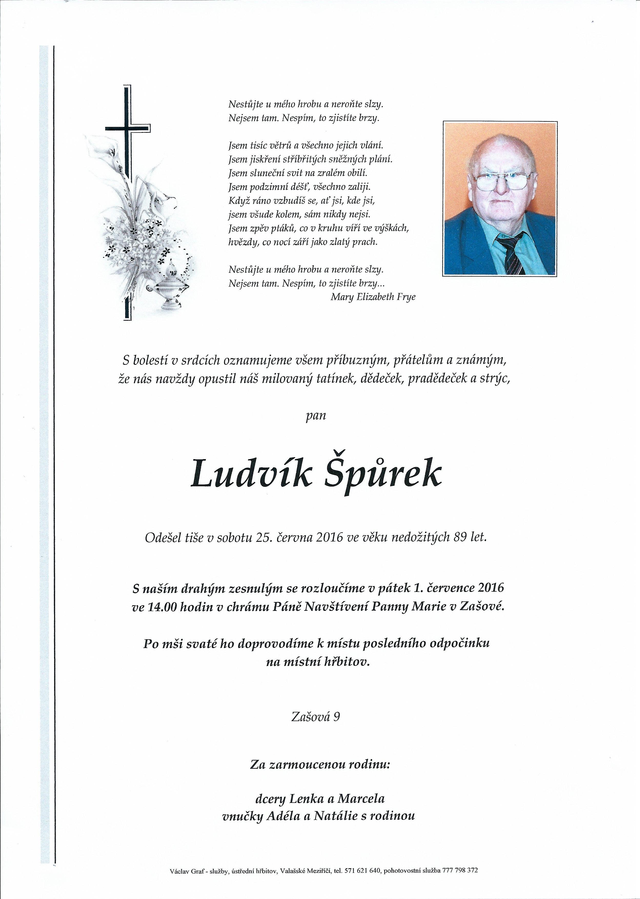 Ludvík Špůrek