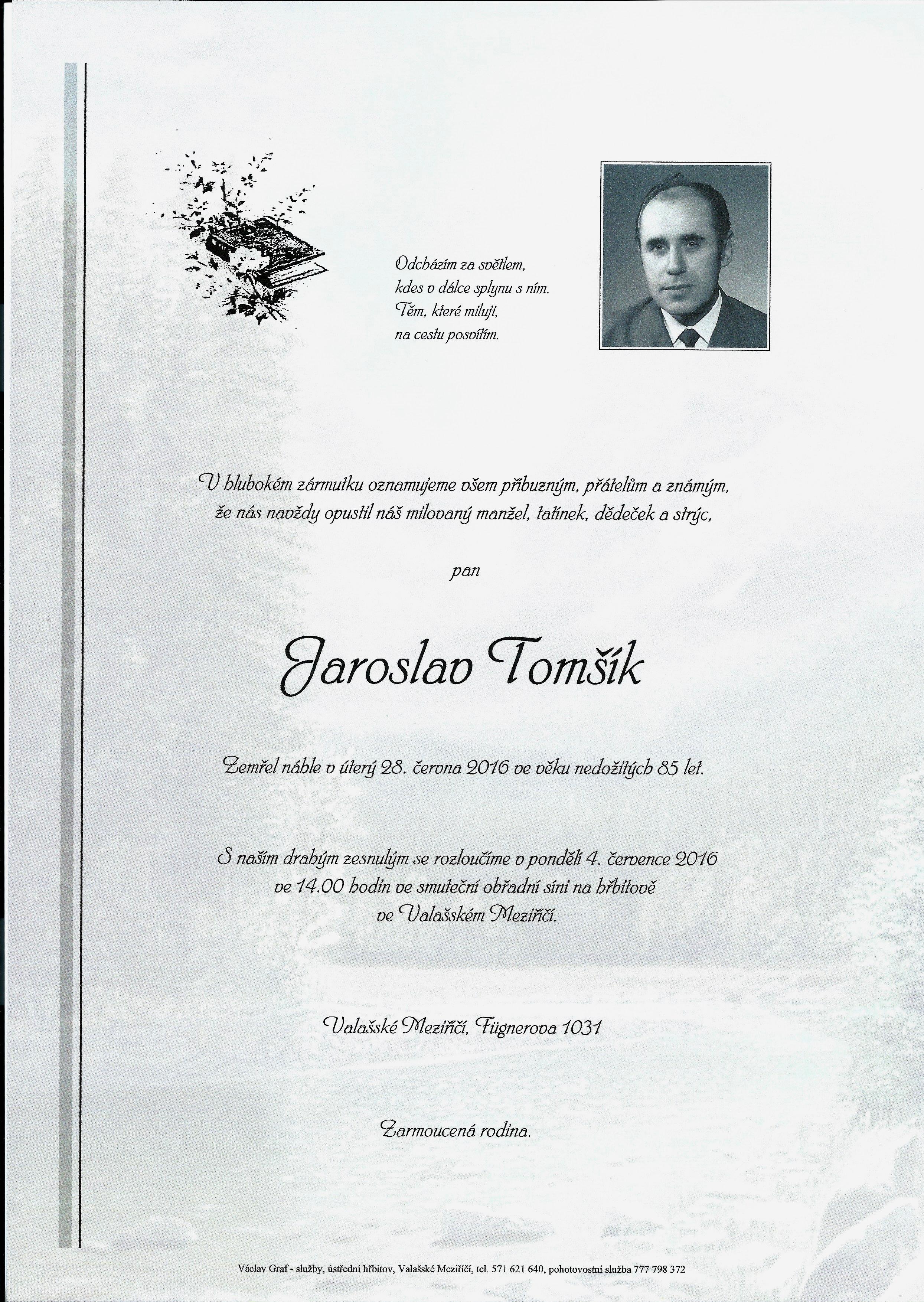 Jaroslav Tomšík