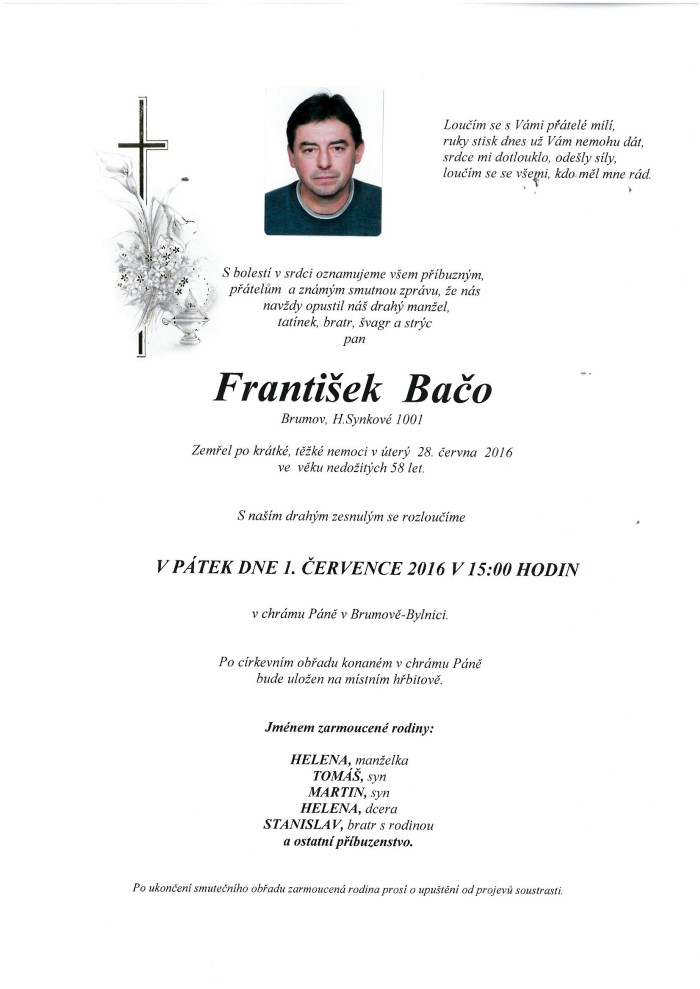 František Bačo