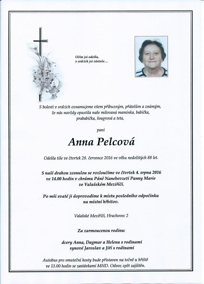 Anna Pelcová
