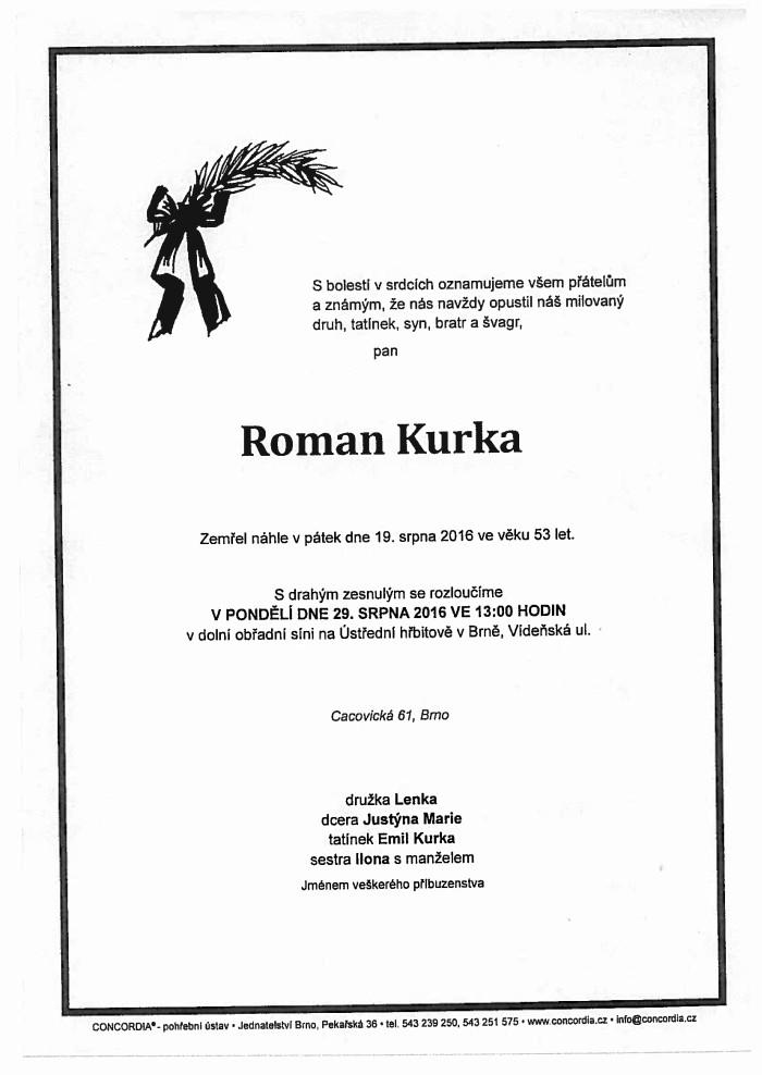 Roman Kurka