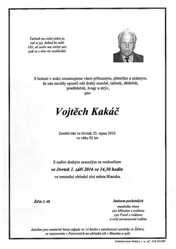 Vojtěch Kakáč