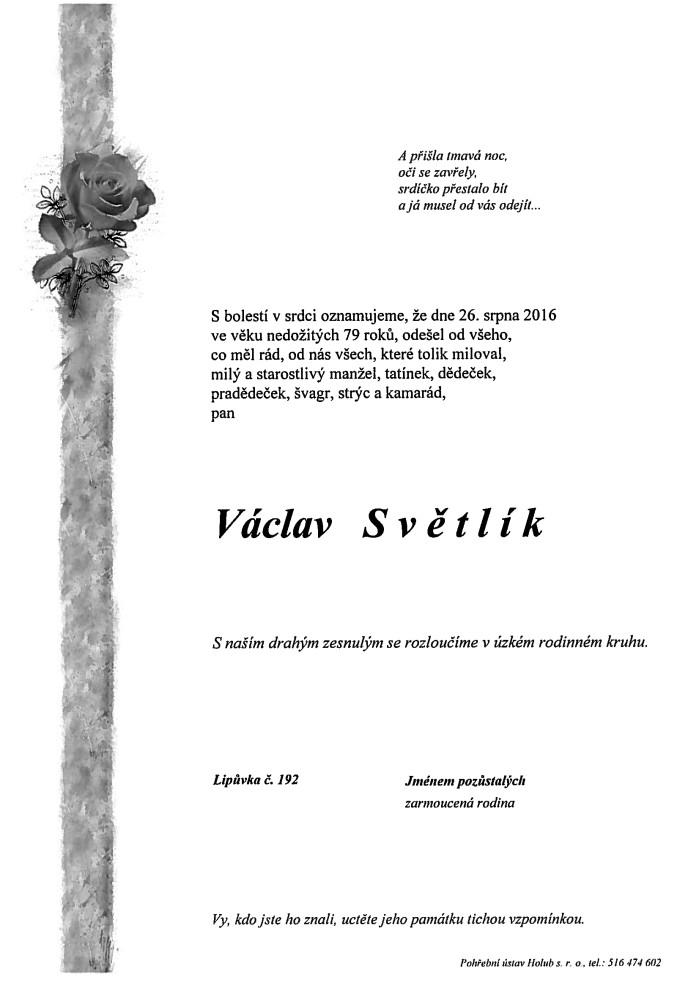 Václav Světlík