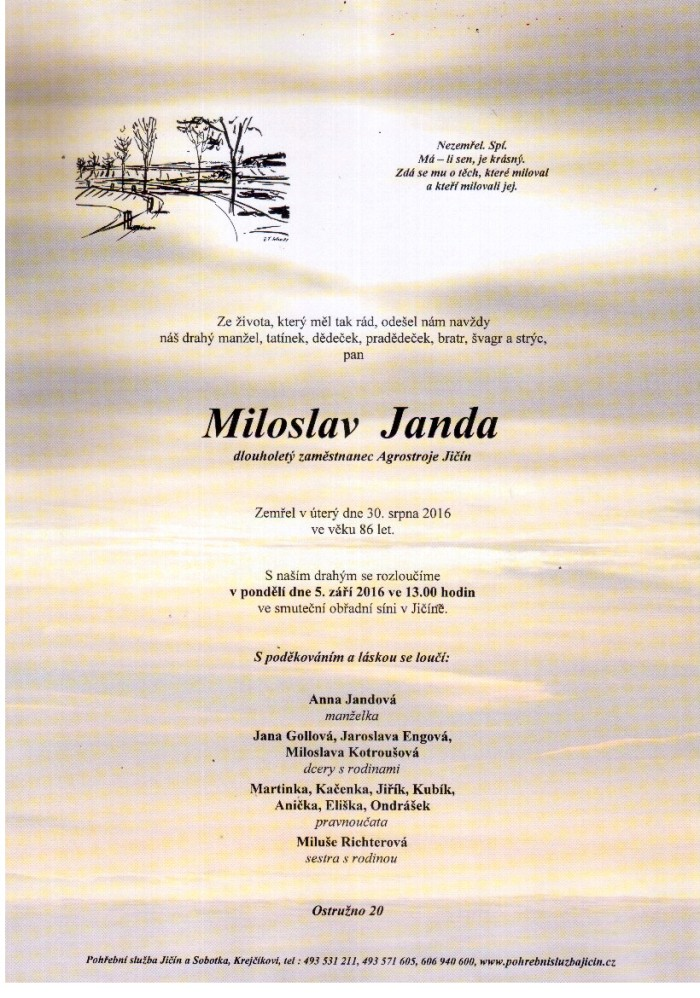 Miloslav Janda
