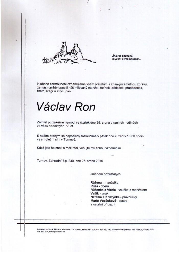 Václav Ron
