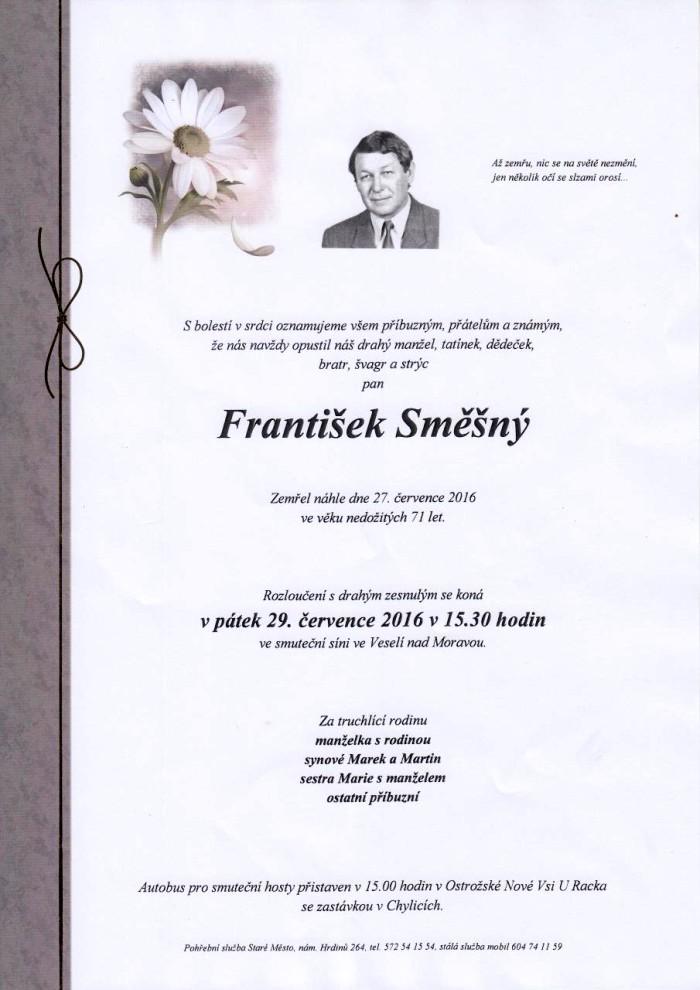František Směšný