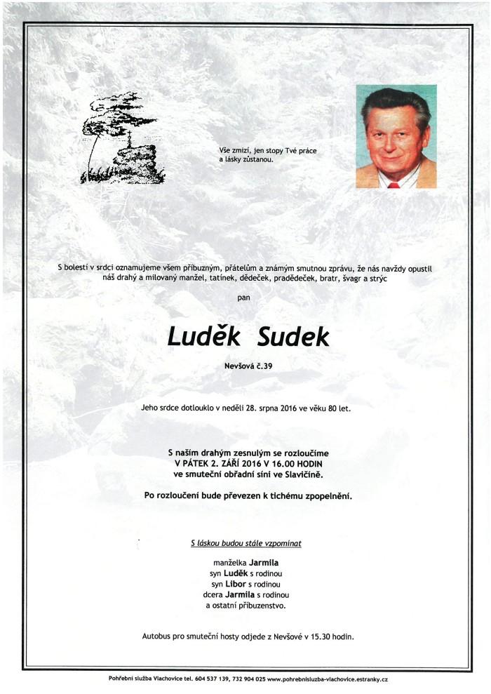 Luděk Sudek