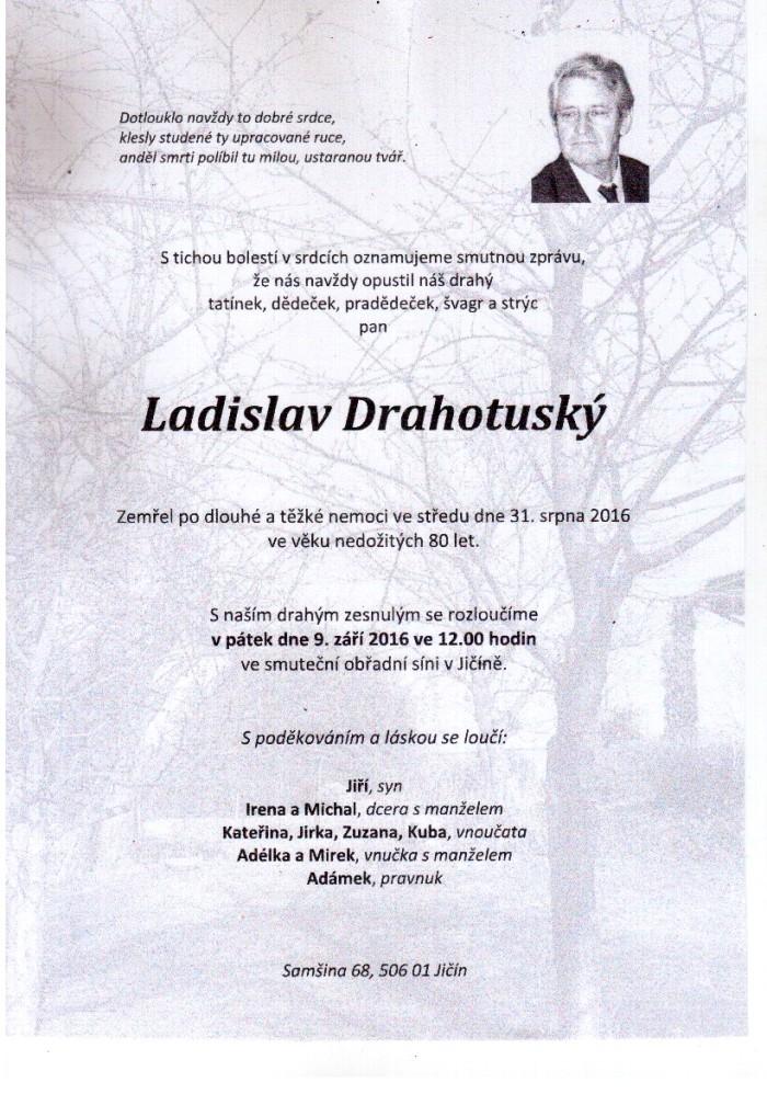 Ladislav Drahotuský