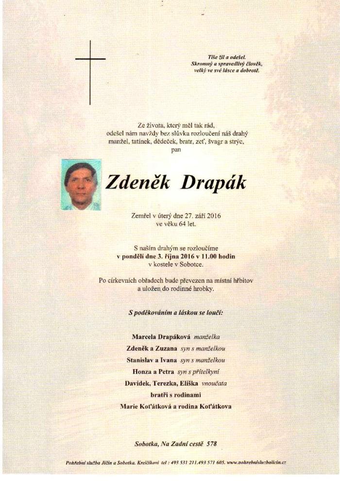 Zdeněk Drapák