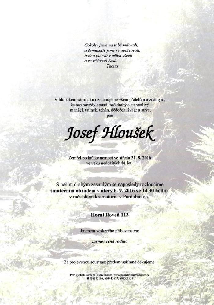 Josef Hloušek