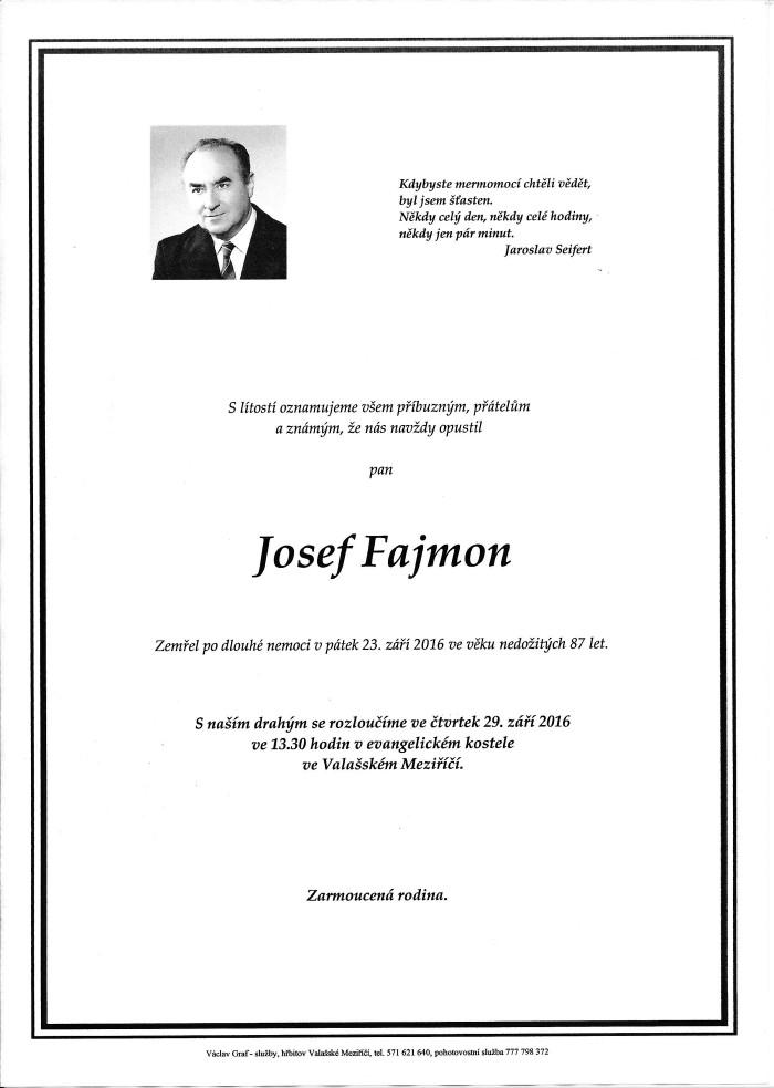 Josef Fajmon