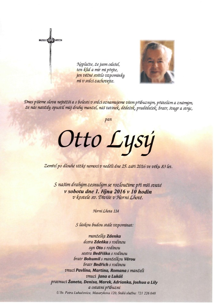 Otto Lysý