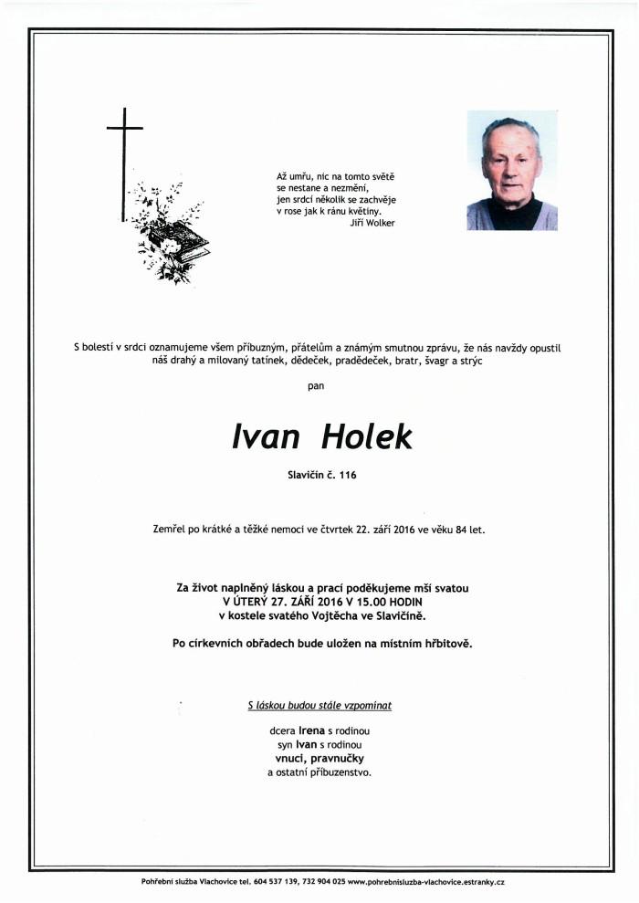 Ivan Holek