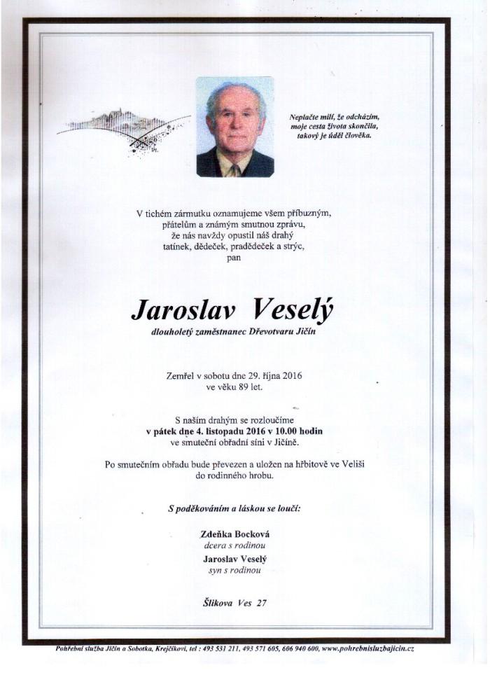 Jaroslav Veselý