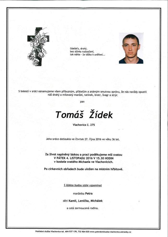 Tomáš Žídek