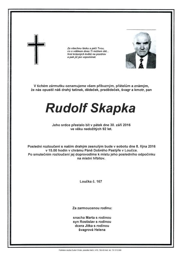 Rudolf Skapka