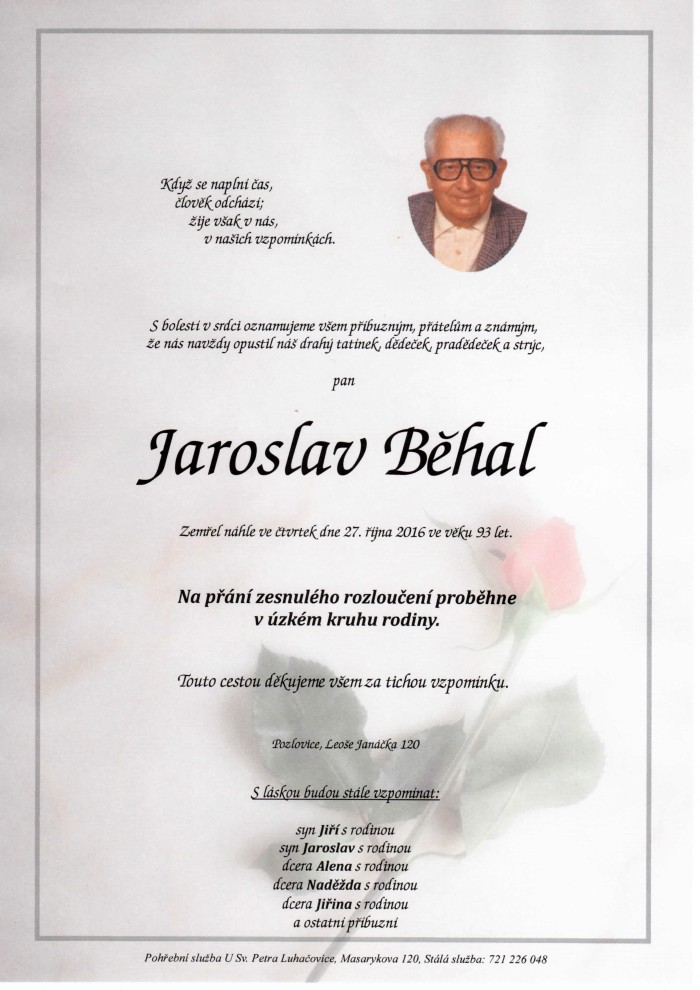 Jaroslav Běhal