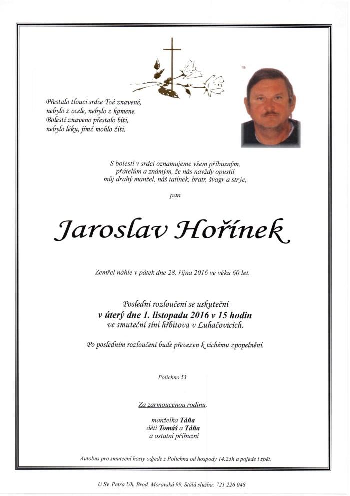 Jaroslav Hořínek