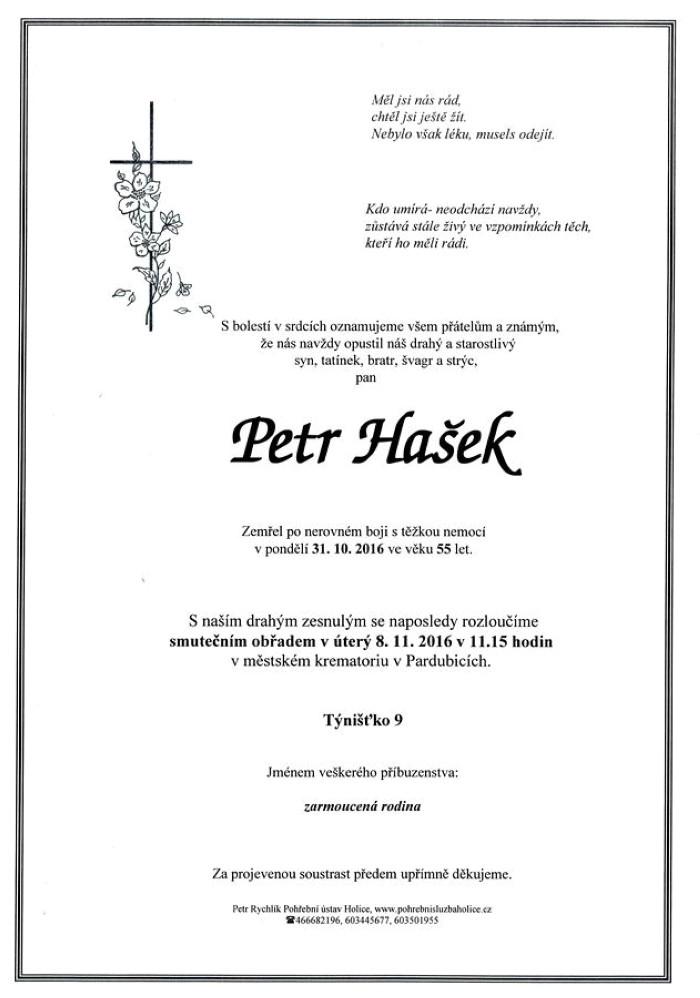 Petr Hašek