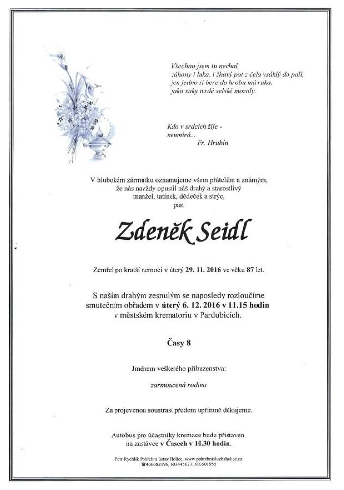 Zdeněk Seidl