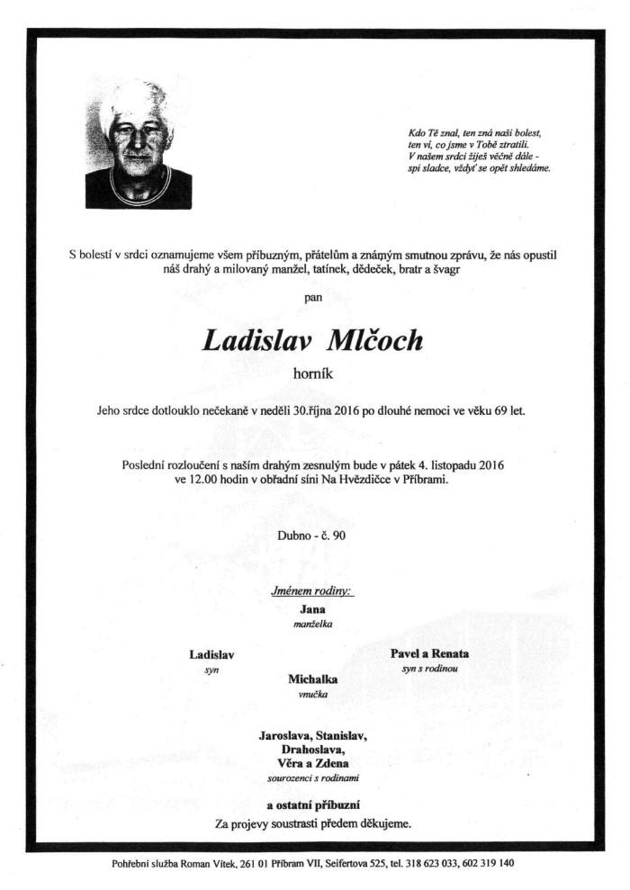 Ladislav Mlčoch