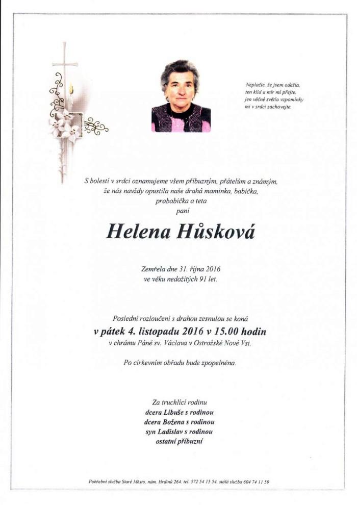 Helena Hůsková