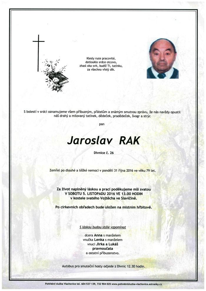 Jaroslav Rak