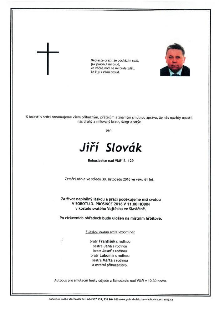 Jiří Slovák
