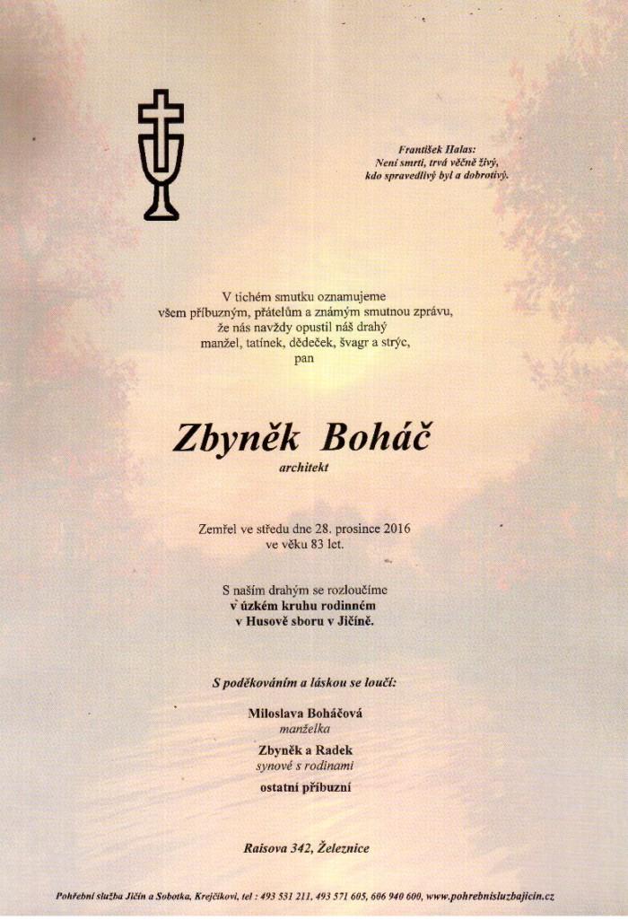 Zbyněk Boháč