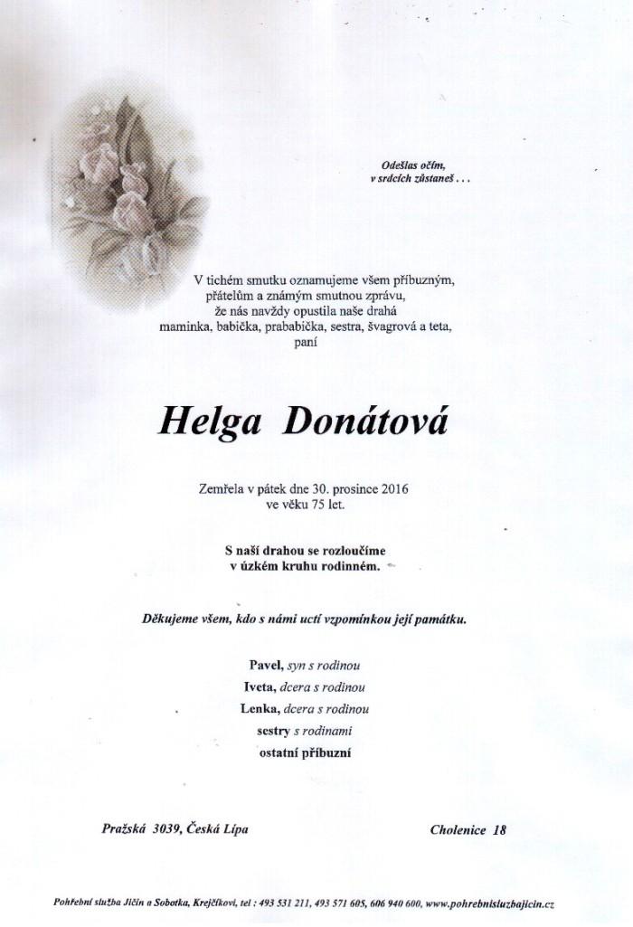 Helga Donátová