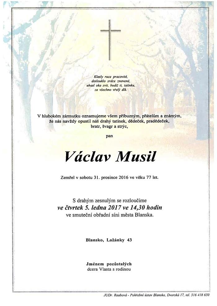 Václav Musil