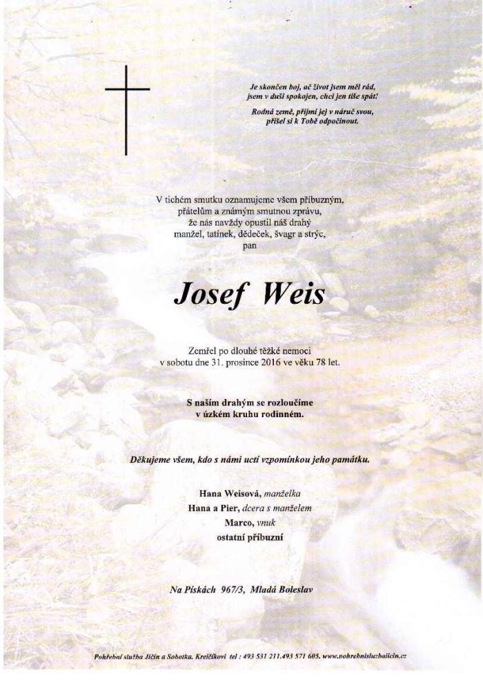 Josef Weis