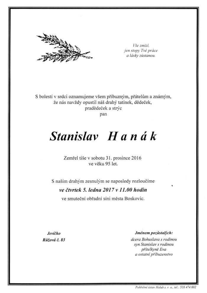 Stanislav Hanák