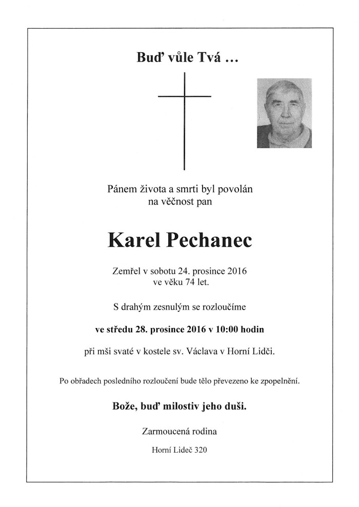 Karel Pechanec