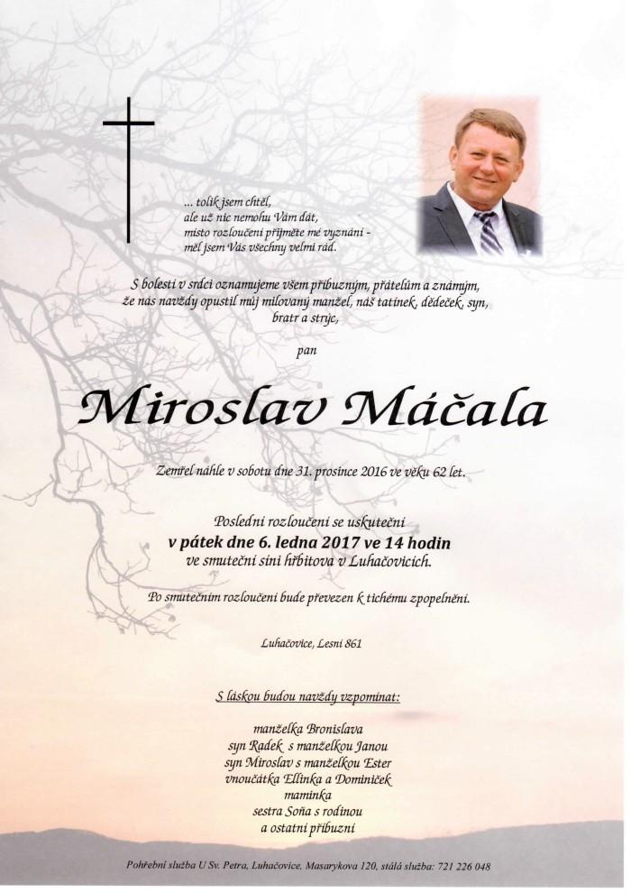 Miroslav Máčala