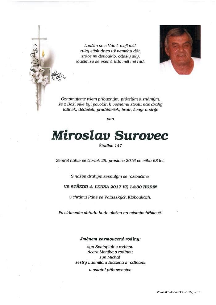 Miroslav Surovec