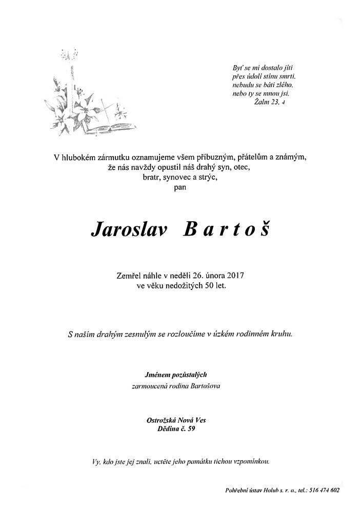 Jaroslav Bartoš