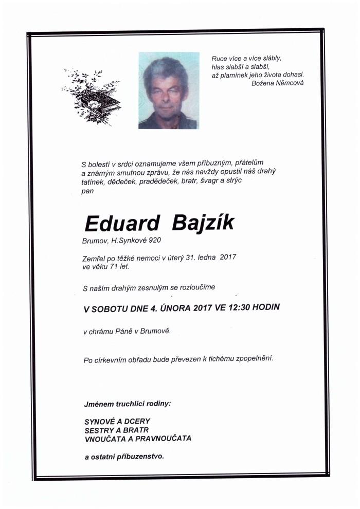 Eduard Bajzík