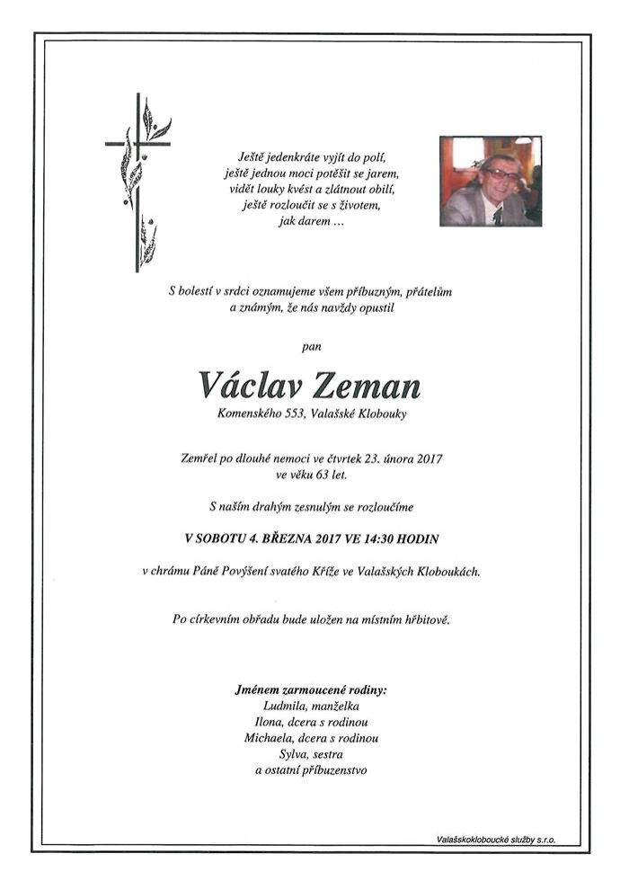 Václav Zeman