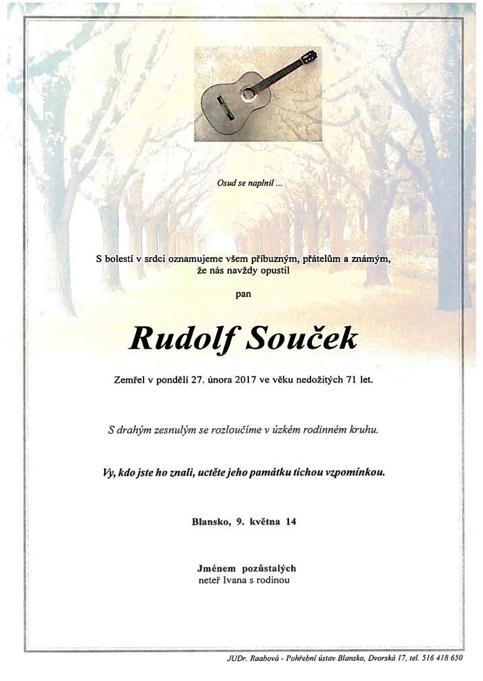 Rudolf Souček