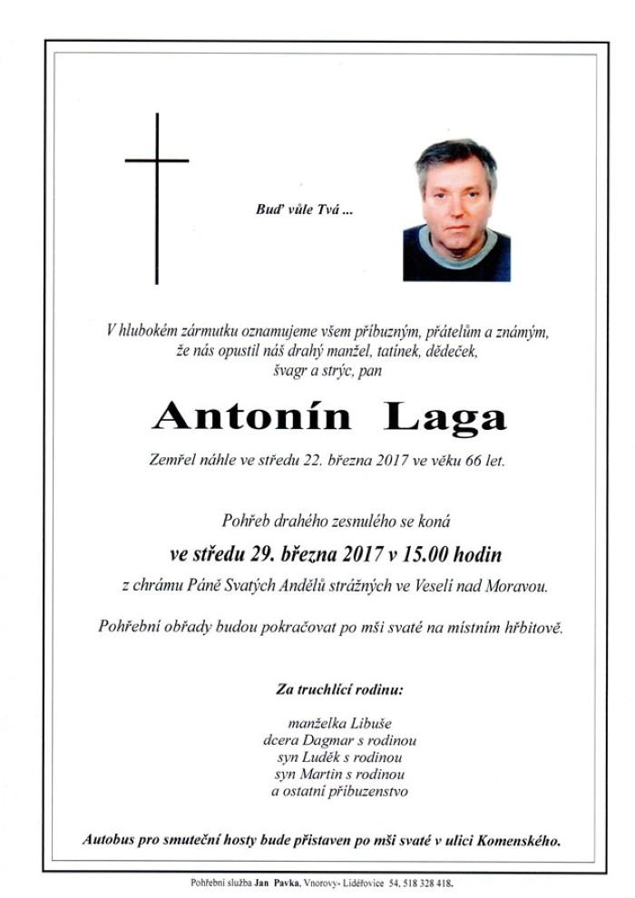 Antonín Laga