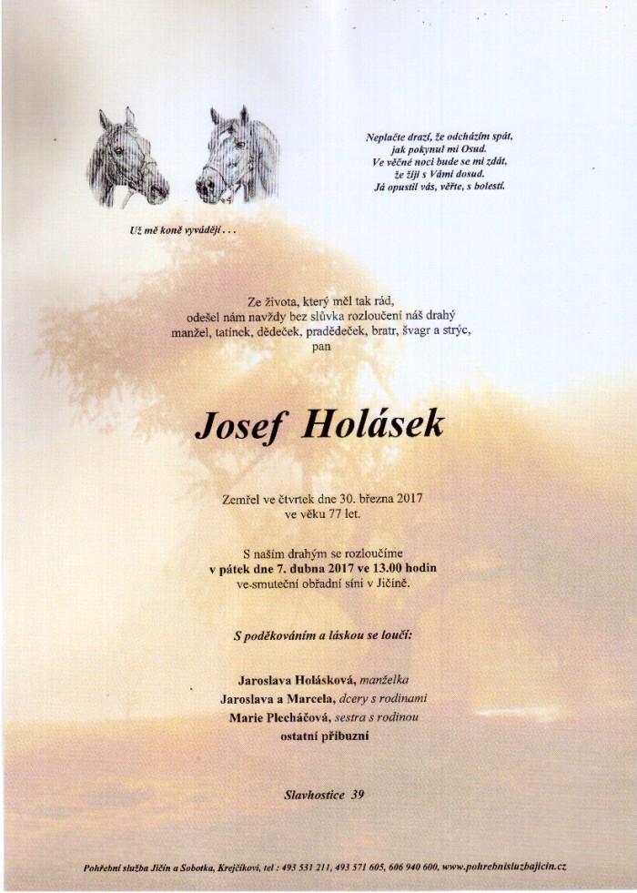 Josef Holásek