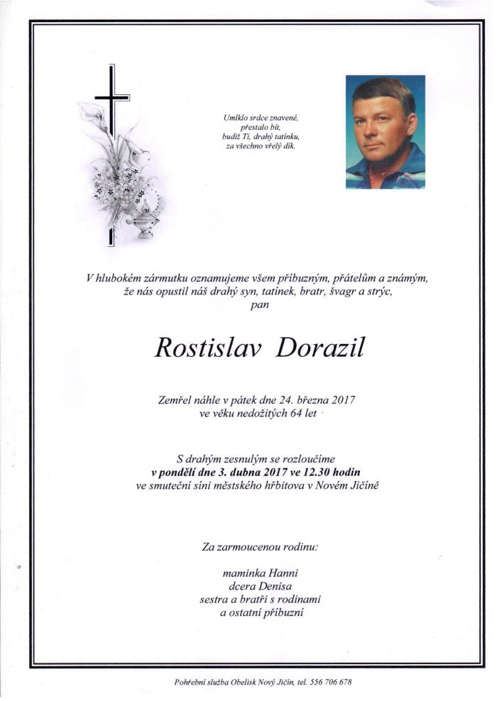 Rostislav Dorazil