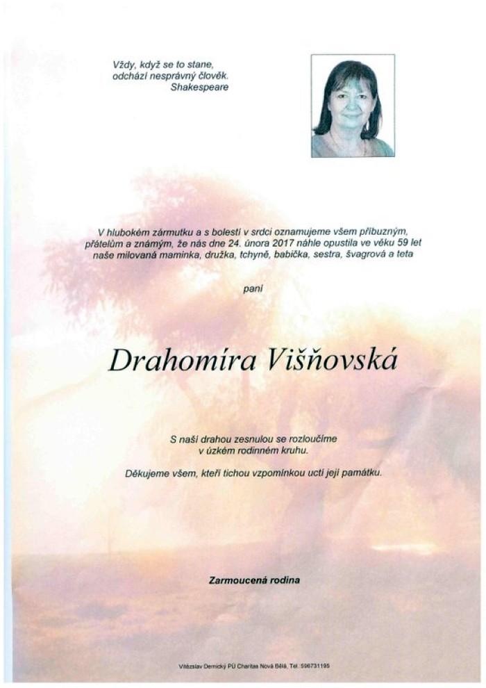 Drahomíra Višňovská