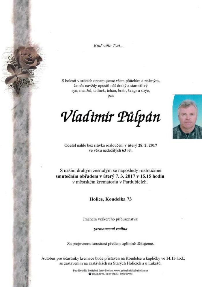 Vladimír Půlpán