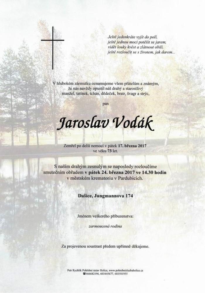 Jaroslav Vodák