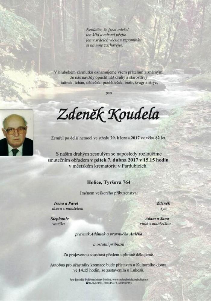 Zdeněk Koudela