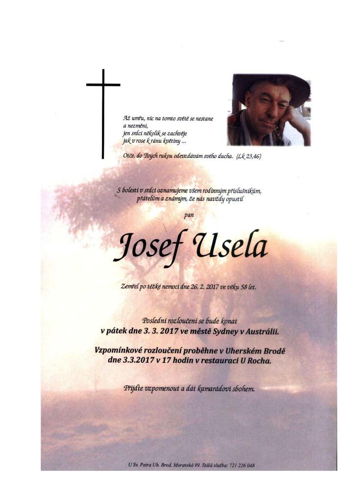 Josef Usela