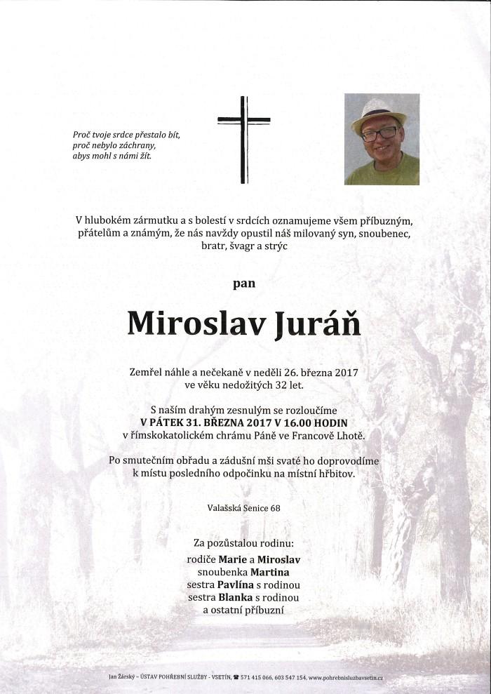 Miroslav Juráň